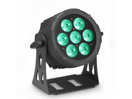 Cameo LED FlatProPAR RGBWA 7x10W