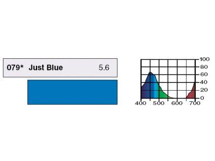 LEE Filters 079 Just Blue PAR