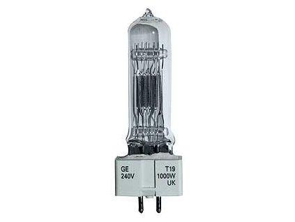 GE Lighting T19 FWR, 230V 1000W, GX9.5