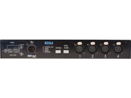 ENTTEC RDS4 RDM DMX Splitter
