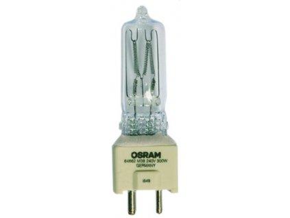 Osram M38 64662, 230V 300W, GY9.5