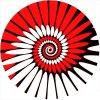 ZOMO Slipmat Paint red