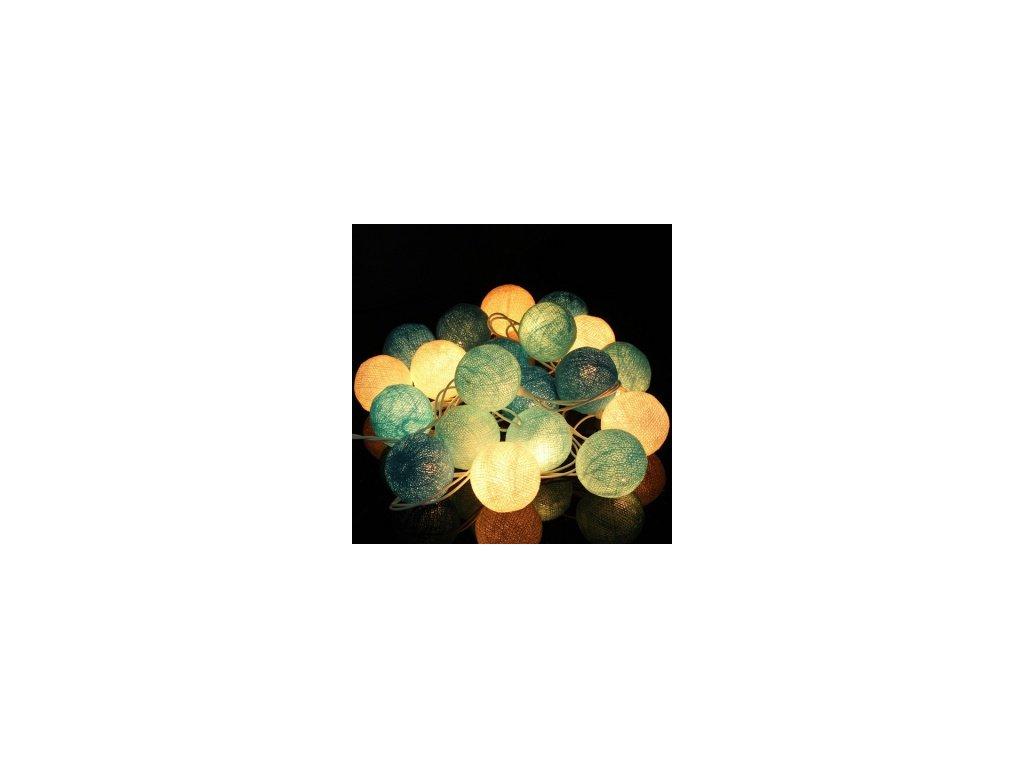 Sada ozdobných světýlek