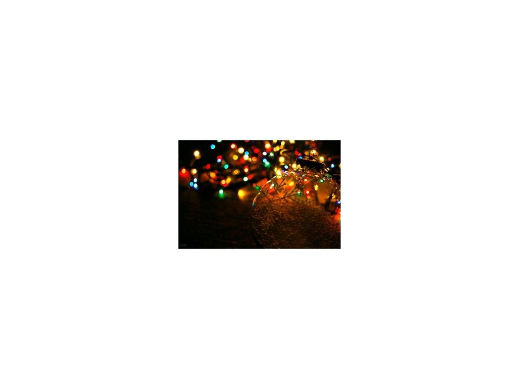 vánoční světýlka