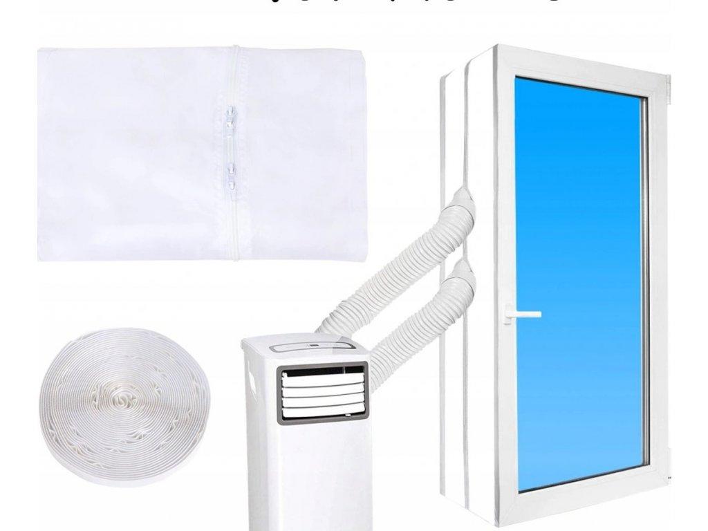 Těsnění do oken k přenosným klimatizacím 5