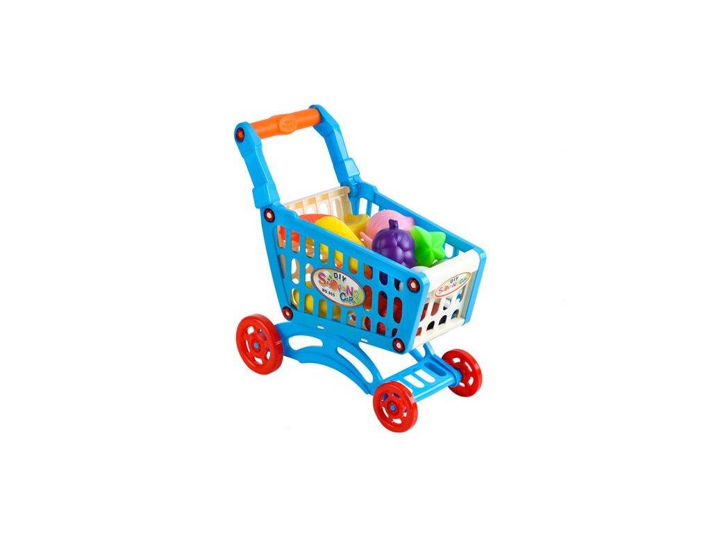Dětský nákupní košík 1