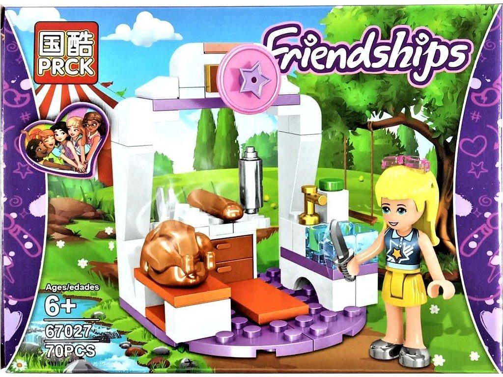 Stavebnice Friendships 1