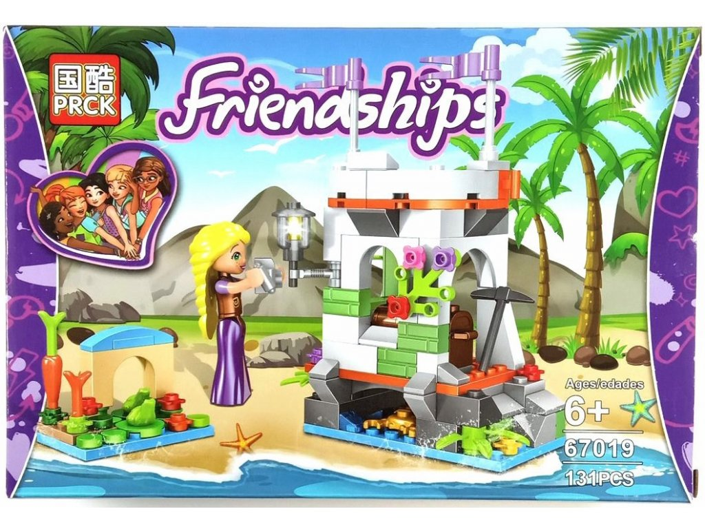 Friendships stavebnice 1