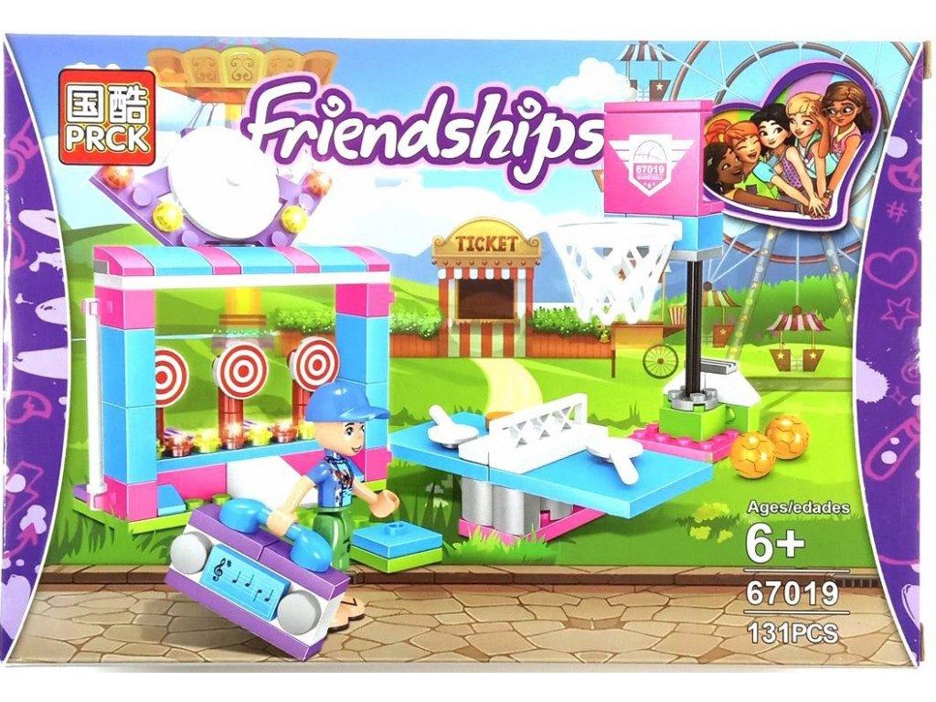Friendships stavebnice 4