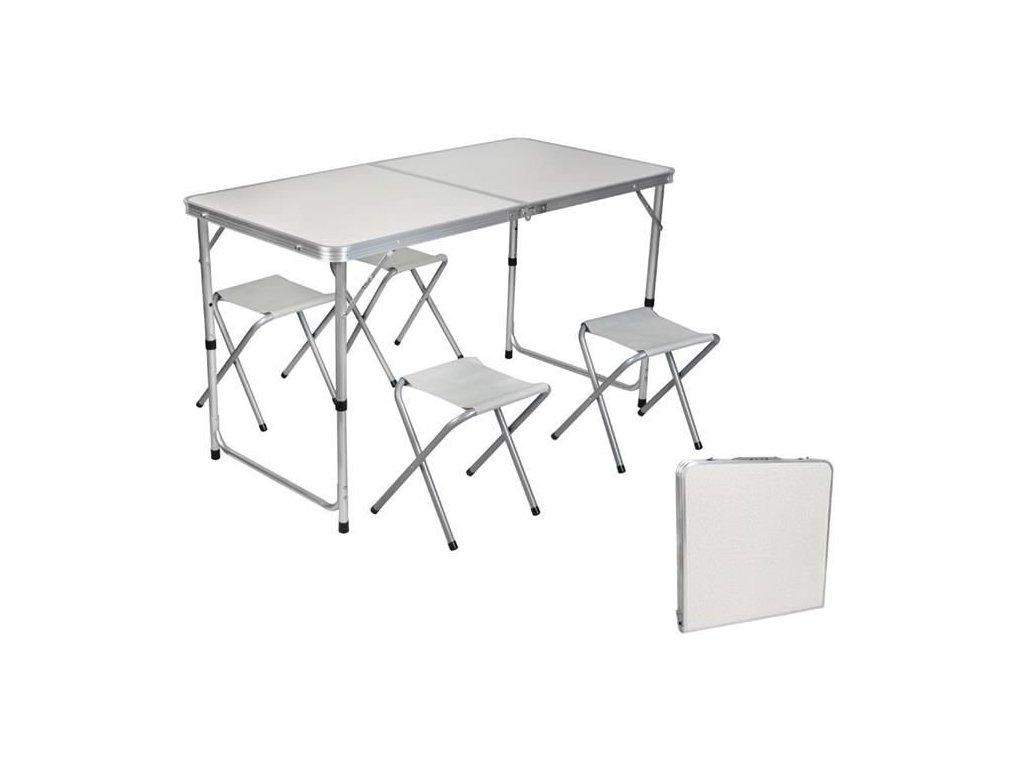 Kempingový stůl 1