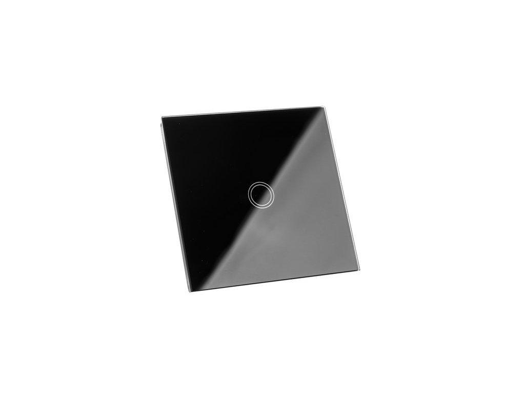 Vypínač černý 1