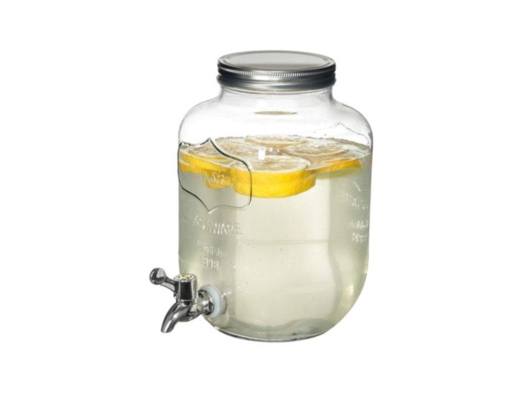 sklenice na nápoje