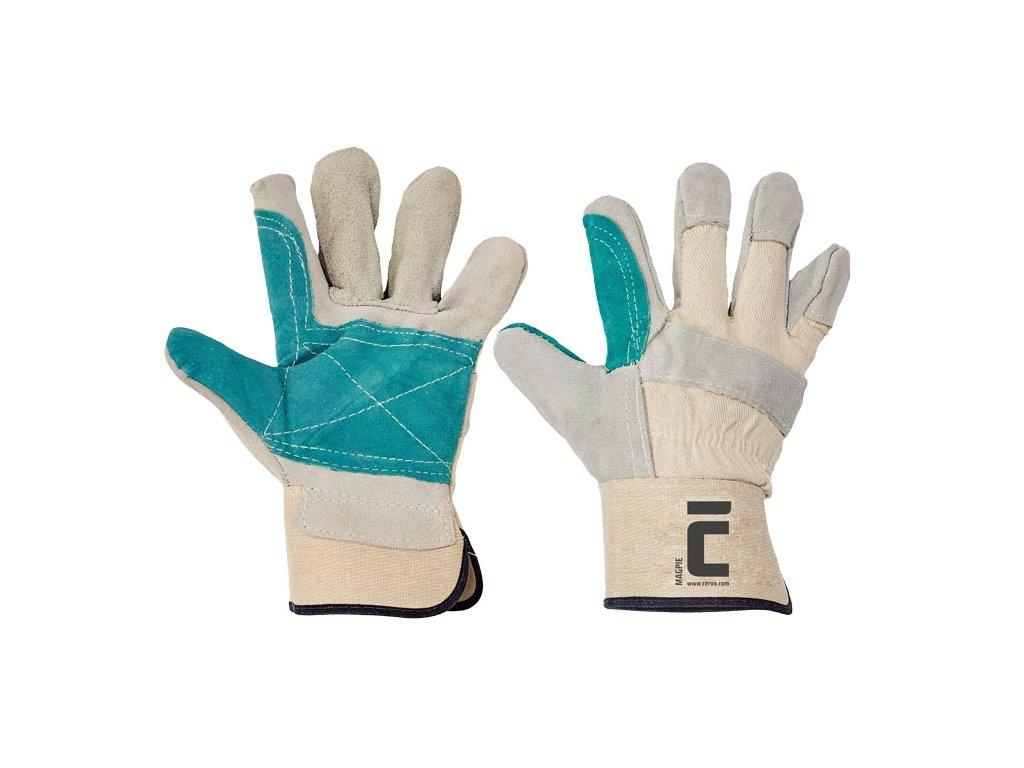 pracovní rukavice Červa Magpie velikost 10