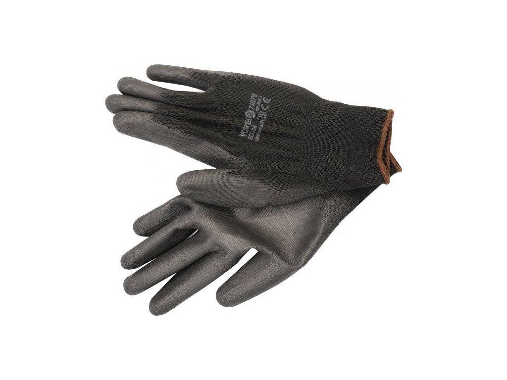 pracovní rukavice Vorel, velikost 9