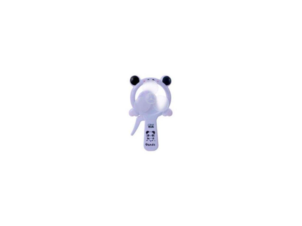 větrník panda bílý