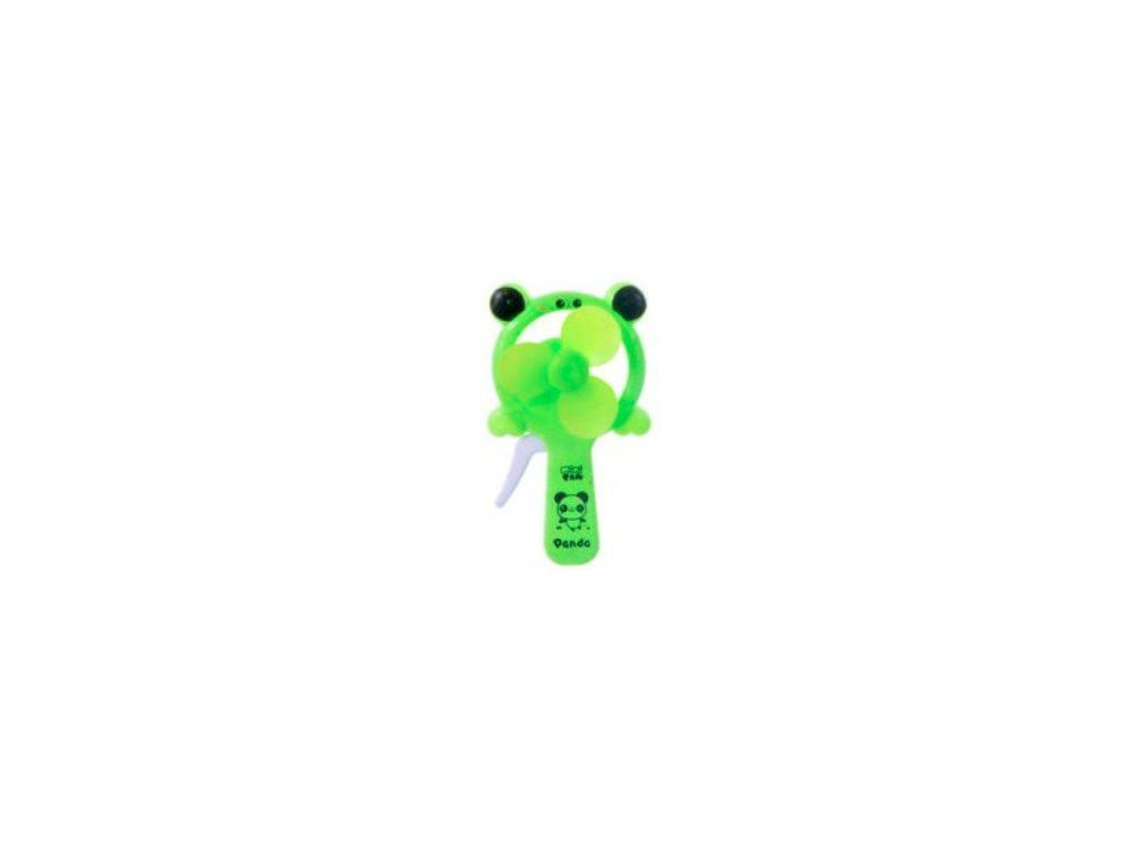 větrník panda zelený