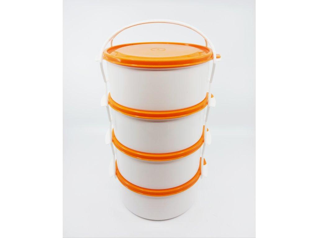 jídlonosič oranžvý 2