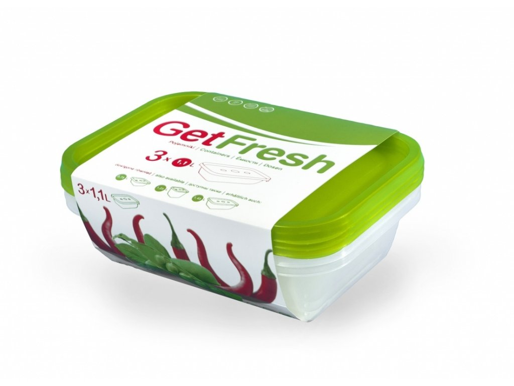 Dóza Get Fresh 3 x 1,1L