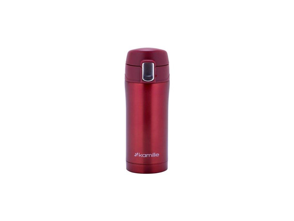 termoska 320 ml červená