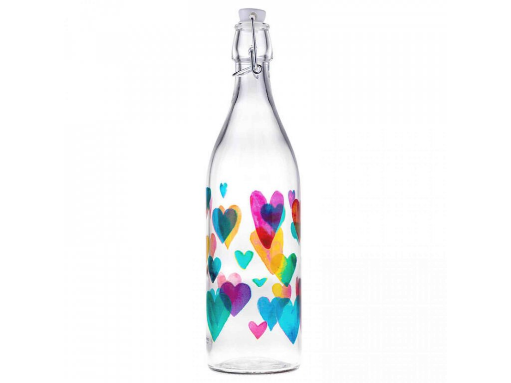 lahev s patentnim uzaverem