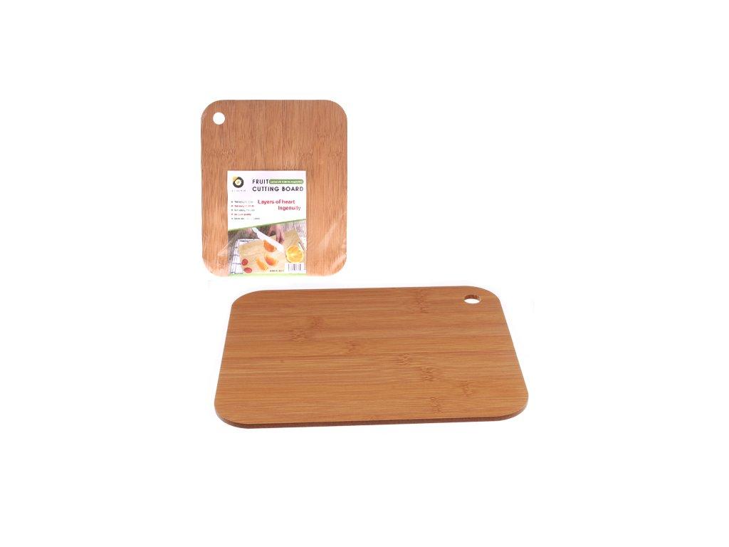 bambusová deska