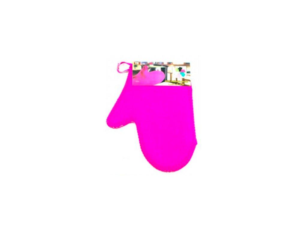 chňapka růžová
