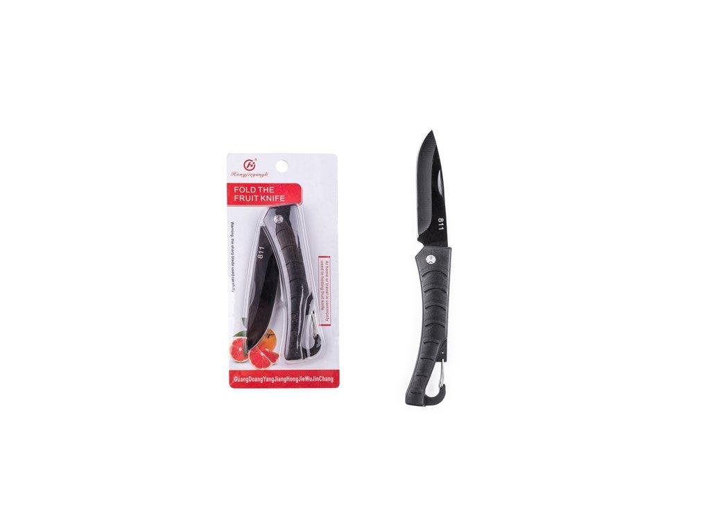 kapesní nůž s karabinou