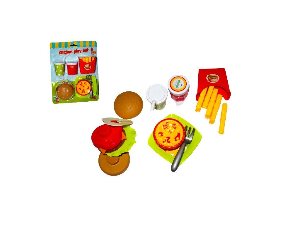 potraviny do dětské kuchyňky 2