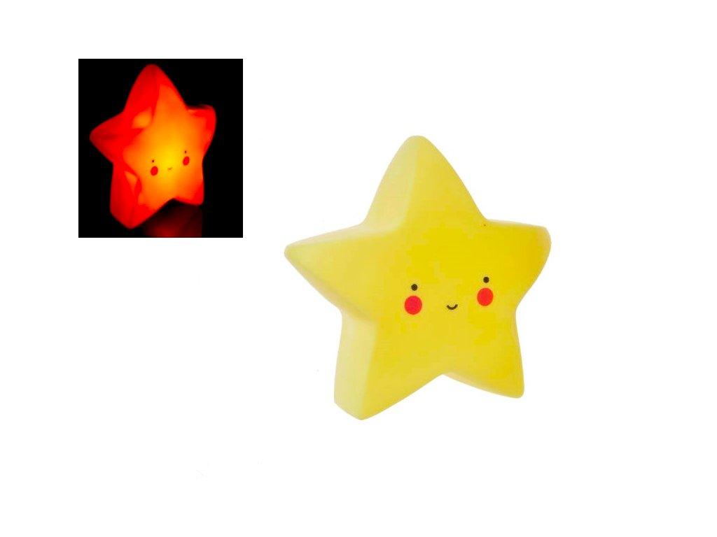led lampa hvezdičak