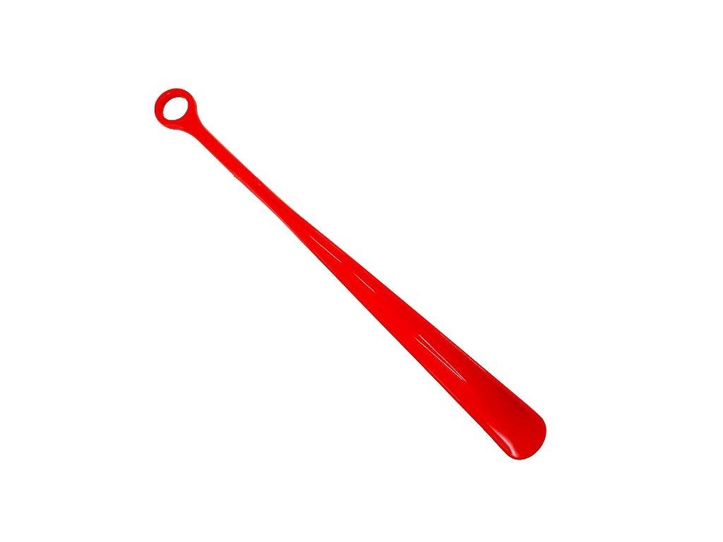 3170 1 obouvaci lzice cervena