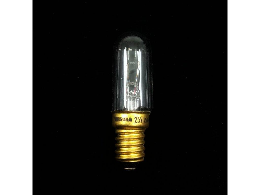 Žárovka Tesla 25 V