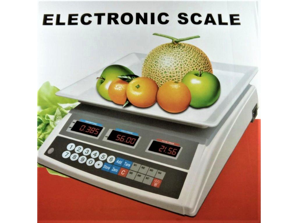 Váha elektronická 1