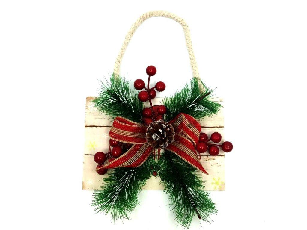 vánoční ozdoba závěsná