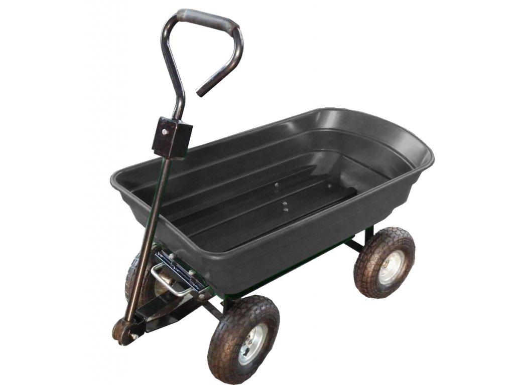 vozík na zahradu