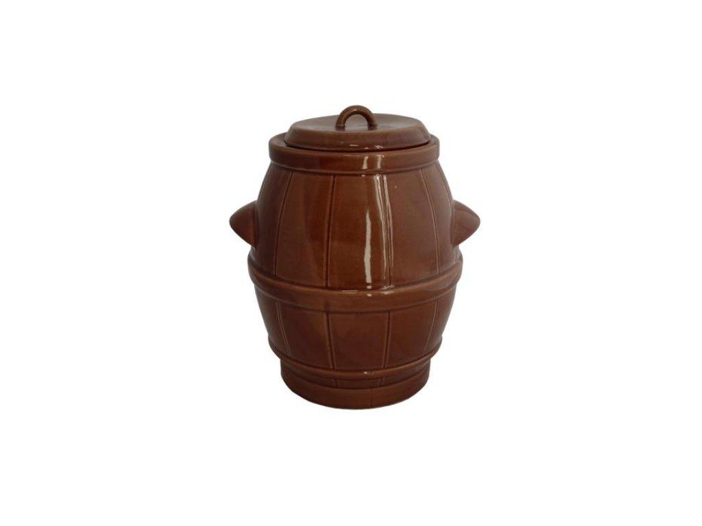 keramický hrnec