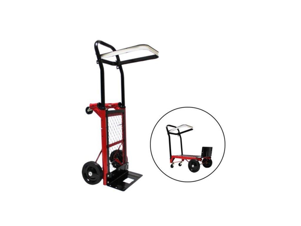 Víceúčelový pracovní vozík