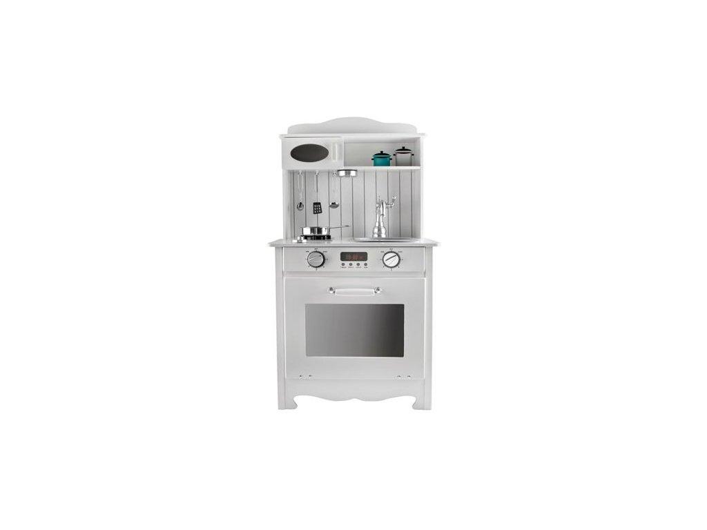kuchyňka bílá XL 1