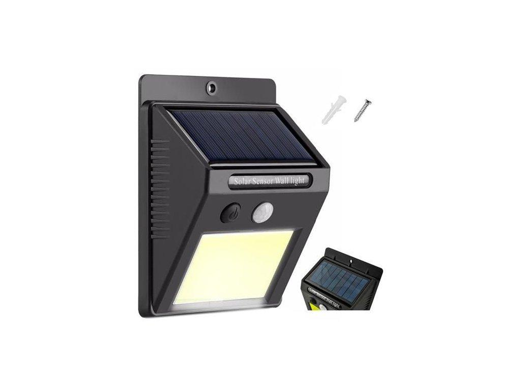 Solární lampa venkovní 1