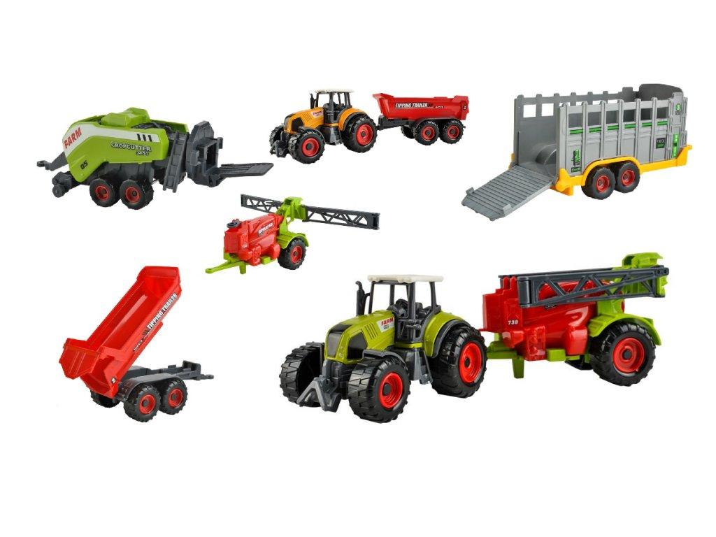 farmářské stroje 2