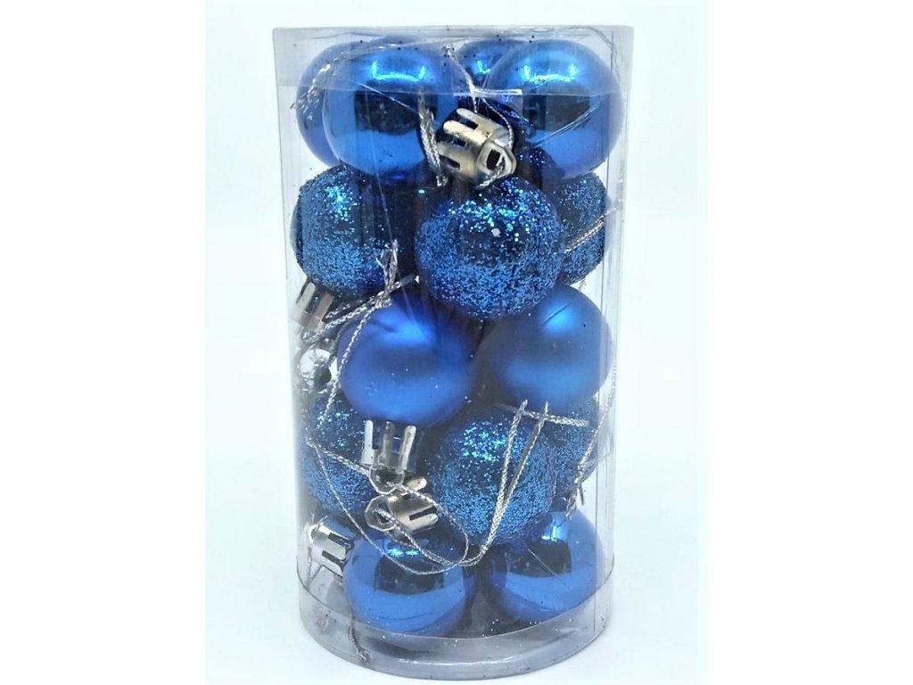 Vánoční ozdoby sv. modré