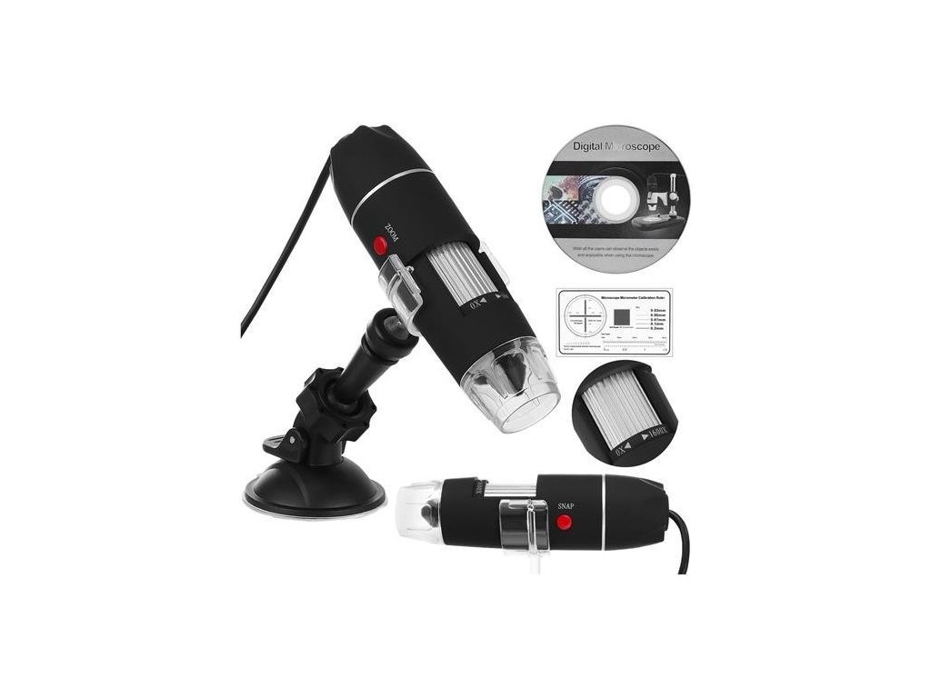 Digitální mikroskop k PC 1