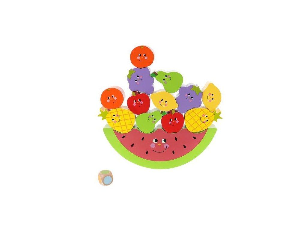 Balanční hra ovoce 1