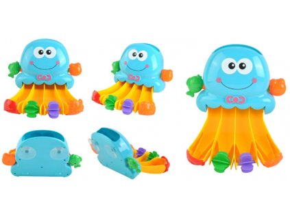 Chobotnice do vany