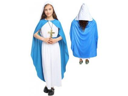 Kostým Panny Marie