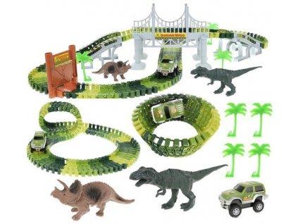 Dinosauří autodráha 1