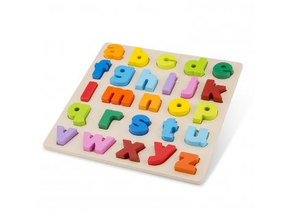 Alphabet Puzzle Literacy