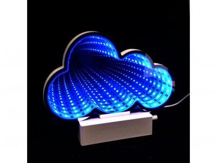 3D nekonečné světlo mrak