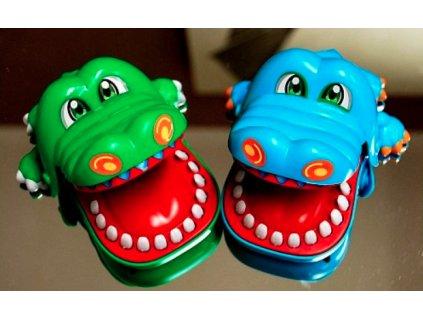 Krokodýl hra 1