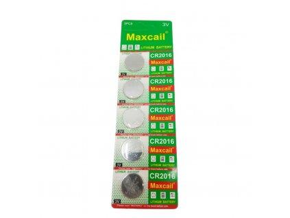11101 baterie maxcail 3v