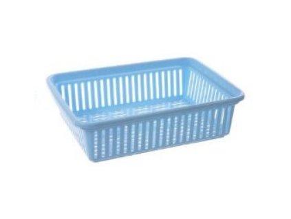 košík 30 modrý
